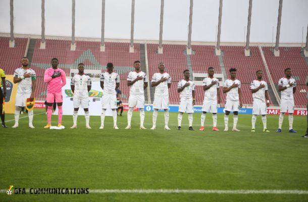 Razak Abalora dropped as Andre Ayew returns to Black Stars XI to face Ivory Coast