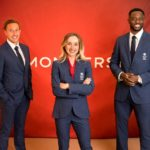 Britain's formal wear for Tokyo 2020 Olympic team launched