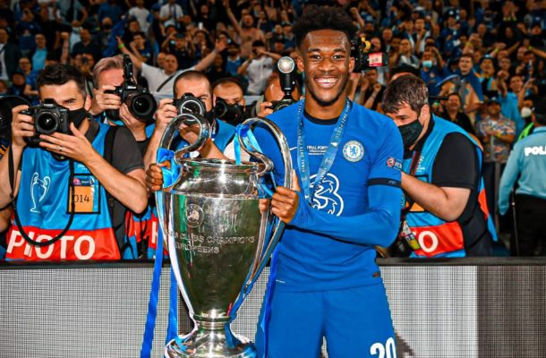 Just In: Chelsea's Callum Hudson-Odoi to switch allegiance to Ghana over England