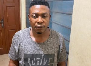 Nigerian man remanded for killing a teacher with his car at Abokobi