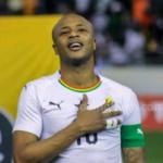 Dede Ayew likely to start against Ivory Coast
