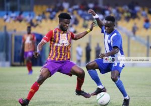 VIDEO: Watch highlights of Hearts of Oak's 1-1 draw with Great Olympics