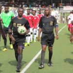 Match officials for match week 23 of the Division One League