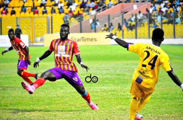 VIDEO: Watch highlights of Hearts of Oak's 2-0 win over Medeama