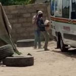 Company apologises for carrying cement with an ambulance