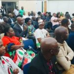 NDC-UK/Ireland Chapter joins national executives to mark 29th anniversary