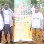NPP Ahafo Regional Communications team to plant Hundred Thousand trees