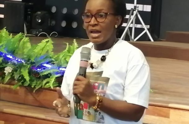 Meet Mercy Catherine Adjabeng: the gem empowering adolescents for a brighter future