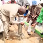 Yendi MP commissions 20 boreholes for constituents