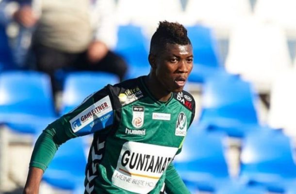 Kennedy Boateng leaves SV Ried after four years