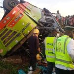 4 dead, scores injured in a gory accident on Kintampo road