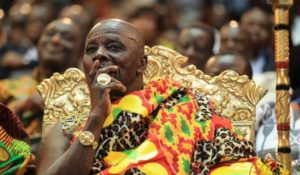 Akyem Abuakwa traditional leaders accuse police of siding with illegal sand winners