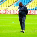 Ghana U23 coach Paa Kwesi Fabin talks positive about Japan friendly