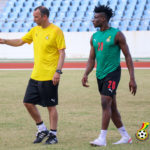 New assistant Black Stars coach Patrick Greveraars begins work with the team in Cape Coast