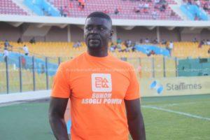 Coach Samuel Boadu needs to explain things to us - Alhaji Akambi