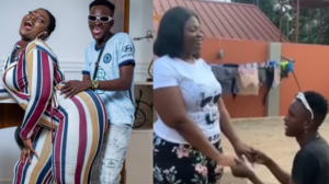VIDEO: I love you more than my mother - Ali proposes to Shemima