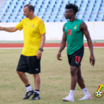 Mohammed Kudus, Kwame Poku join Black Stars teammates to train for upcoming friendlies
