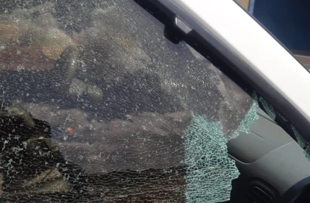 Police prevent armed robbers from attacking another bullion van
