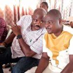 Joshua Akamba attends Central Regional post election retreat