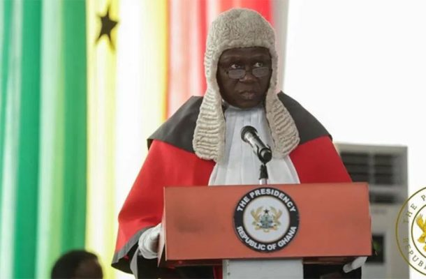 Judiciary will play its role in galamsey fight – Chief Justice assures