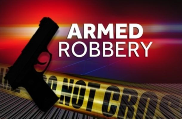 Policeman, trader shot dead in daylight attack on bullion van in Accra