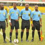 GPL: Match Officials for Week 29 announced