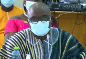 Deputy Roads and Highways Minister-nominee weeps before Appointments Committee