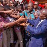 Dr. Mahamudu Bawumia: a role model for Alumni