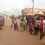 Protests erupt in Ejura amid anger over alleged murder of social activist