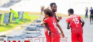 VIDEO: Watch Fabio Gama's goal against AshantiGold