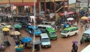 PHOTOS: Kejetia market floods following heavy rains