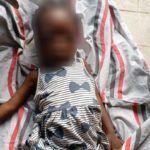 Step mother in the grips of Police for beating 3yr old step daughter to death