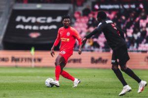 VIDEO: Watch breathtaking displays of FC Nordsjaelland's Maxwell Woledzi in 2020/2021 season