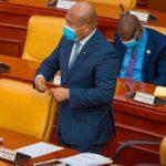 Presidential travels: Okudzeto Ablakwa files another urgent question