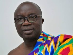 We'll use CCTV cameras to monitor destroyers of planted trees - Osei Assibey