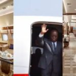 Nitiwul defends Akufo-Addo's £15,000 an hour private jet trips