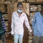 Three armed robbers jailed 60 years