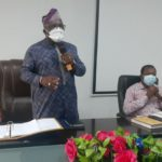 Eastern Regional Minister holds stakeholder meeting with small scale miners