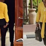 Curvy female MP kicked out of parliament for wearing 'apuskeleke' trousers
