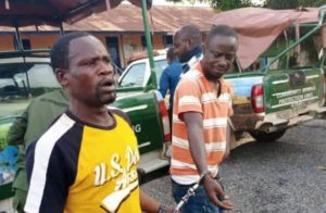 5 persons involved in Adeiso shooting, robbery granted bail