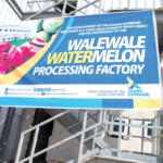 Walewale watermelon factory to be completed March 2022