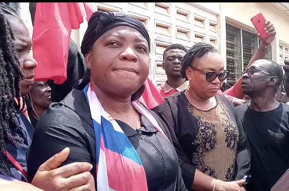 A Plus 'punches' Ophelia Hayford for defending insecurity in Ghana