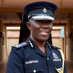 COP George Dampare appointed as acting IGP