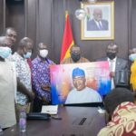 NPP youth leaders eulogize Dr. Bawumia; commend him for his hard work and enormous contributions