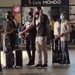 Avram Grant arrives in Ghana with Chelsea star Rudiger for private visit