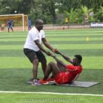 Emmanuel Nettey returns to training ahead of WAFA climax