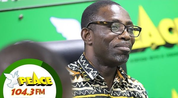 Fight your lifestyle to win the war against COVID-19 - Prof. Osafo