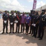 Hollard life supports Regional Police Training School, Kumasi