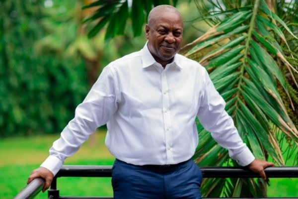 Eid-Ul-Adha: 'May we be inspired to give back to humanity' -  Mahama to Muslims