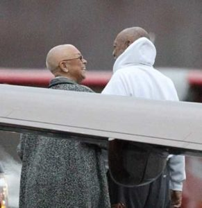 Headed for a divorce? Bill Cosby's wife speaks